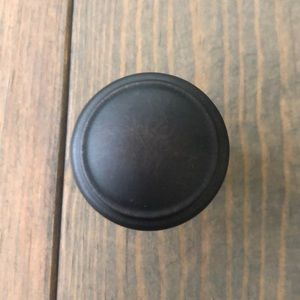12 oil rubbed bronze cabinet knobs